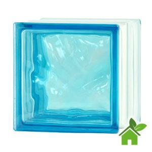 Pustak-szklany-Luksfer-energooszczędny-termoizolacyjny-wave-azur-glassbrick-block