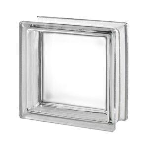 pustaki szklane przeźroczyste luksfer przeźroczysty Clearview 19x19x8